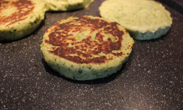Vegetarian Barley Burger
