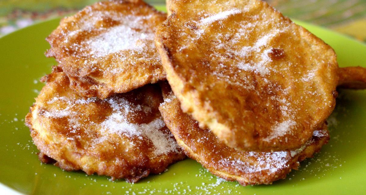 Battered Sweet Potato Fries