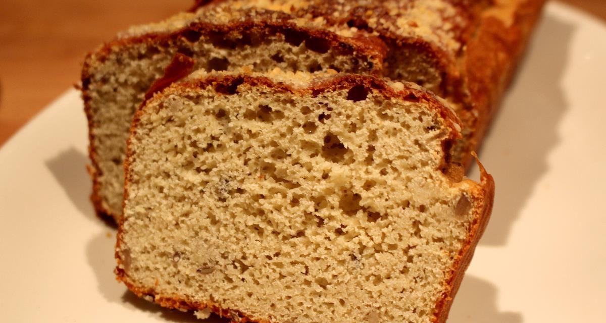Fava bean bread recipe