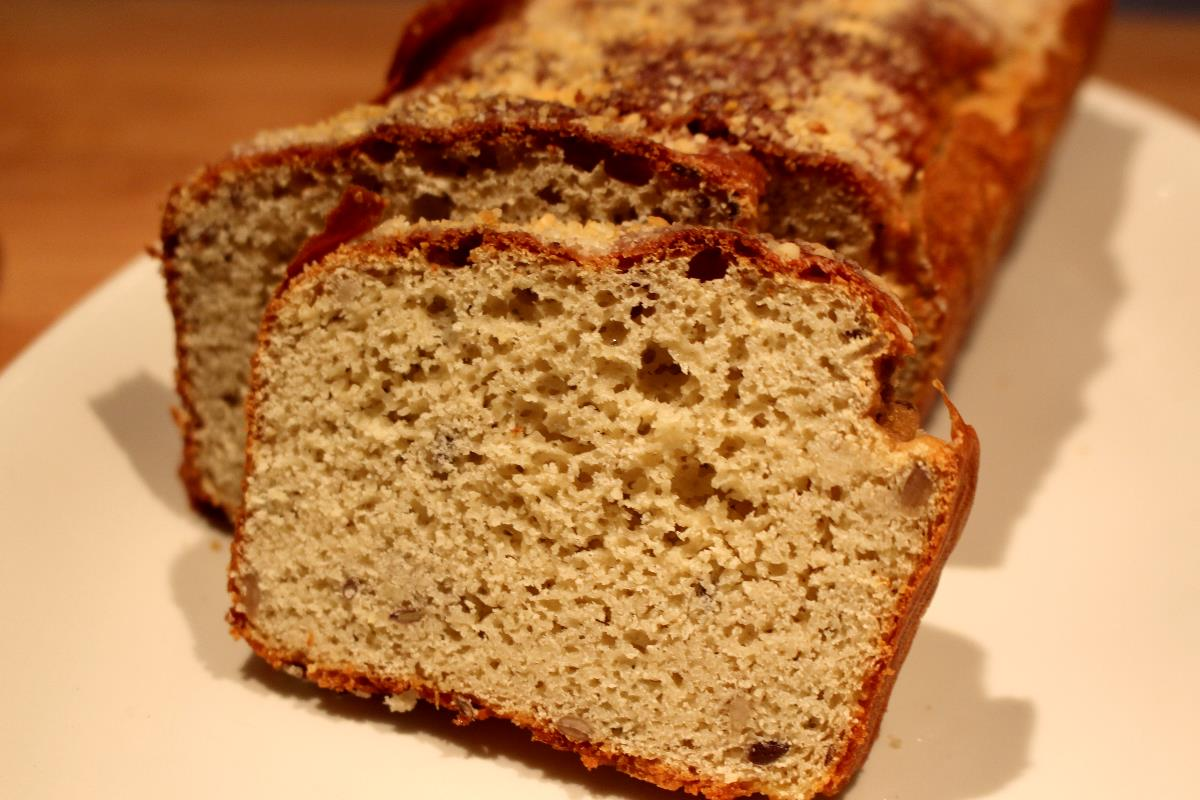 Fava bean bread recipe