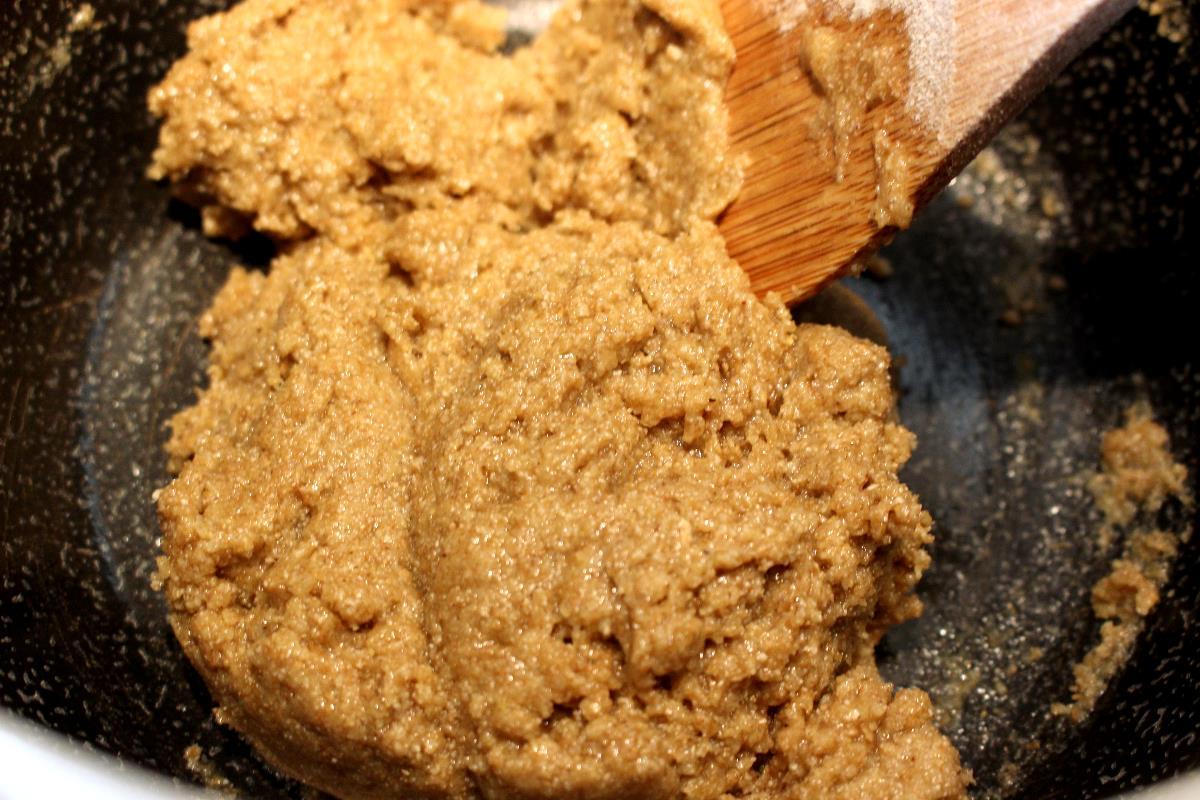 oats flour biscuit dough